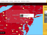 Firehouse Subs Foundation - Impact Map